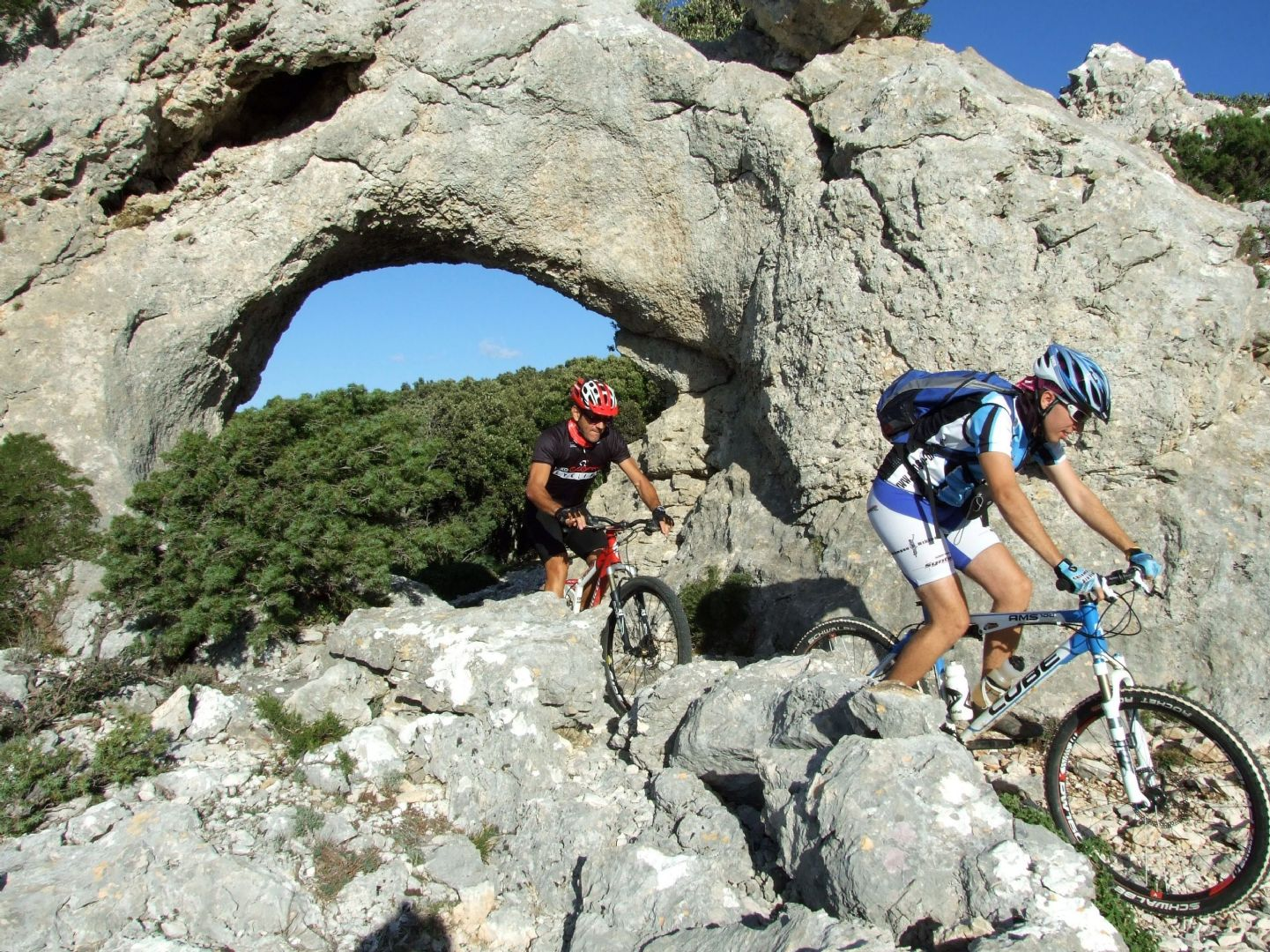 Sardinia - Coast to Coast - Italia Mountain Biking