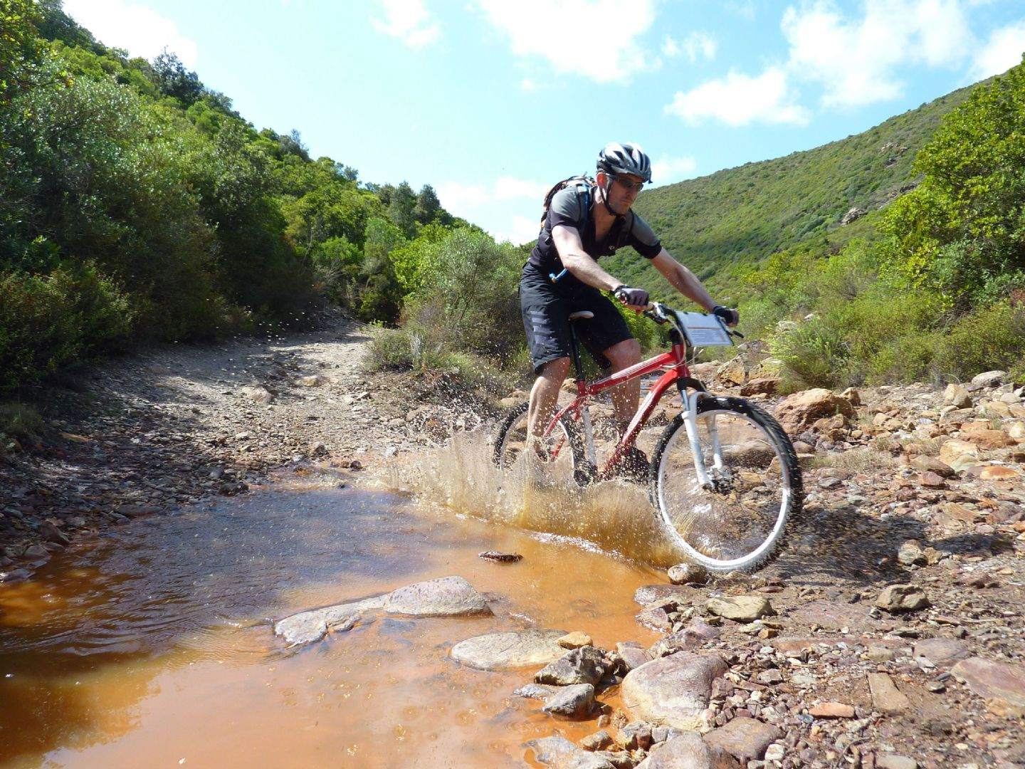 2011 Sardinia 073.jpg - Sardinia - Coast to Coast - Italia Mountain Biking