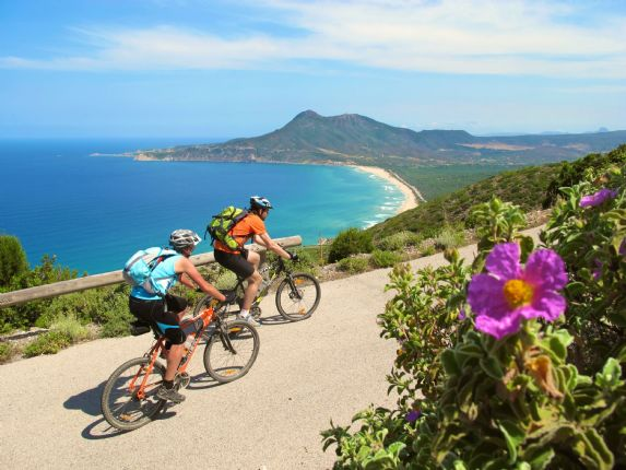 Italy - Sardinia - La Costa Verde Classic - Mountain Bike Holiday Image