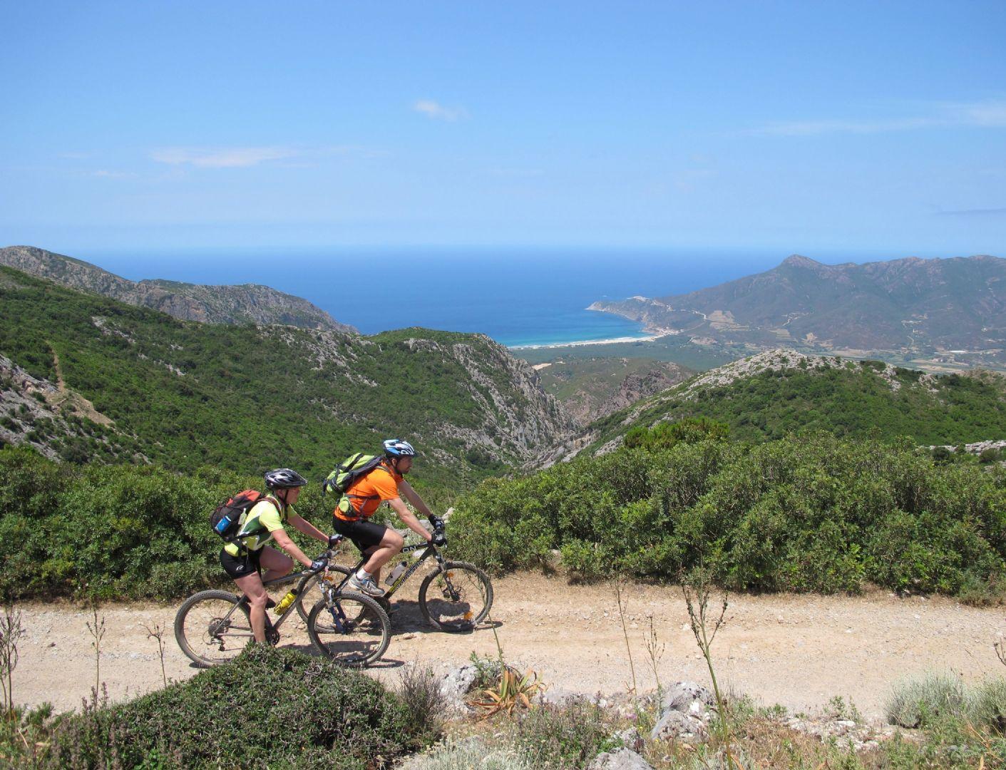 IMG_1741bisQuaddu murru.jpg - Sardinia - La Costa Verde - Guided Mountain Bike Holiday - Italia Mountain Biking
