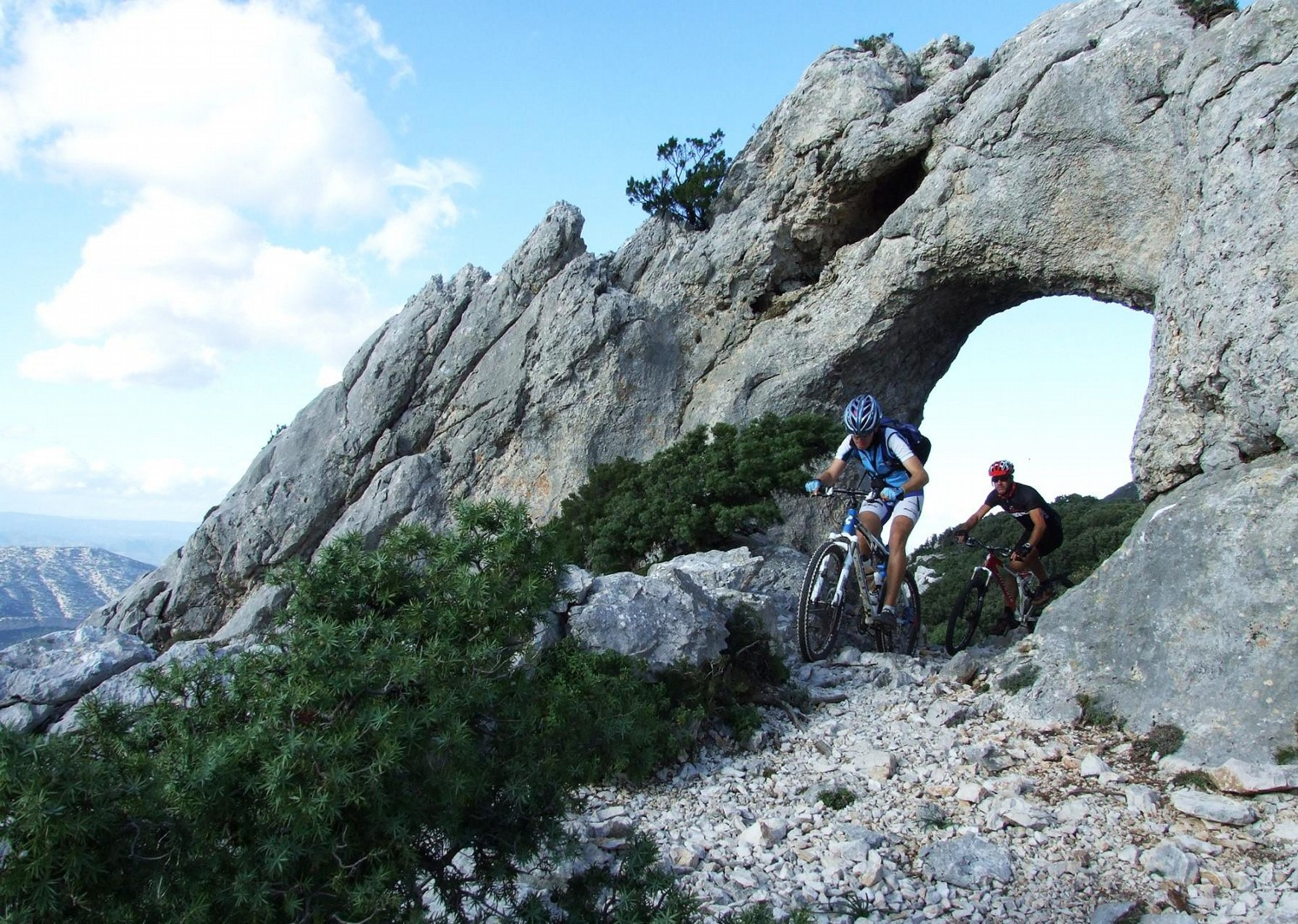 mountain-biking-holiday-in-italy-sardinia.jpg - Italy - Sardinia - Coast to Coast - Self-Guided Mountain Bike Holiday - Italia Mountain Biking