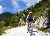 Italy - Dolomites to Lake Garda - Mountain Bike Holiday Image