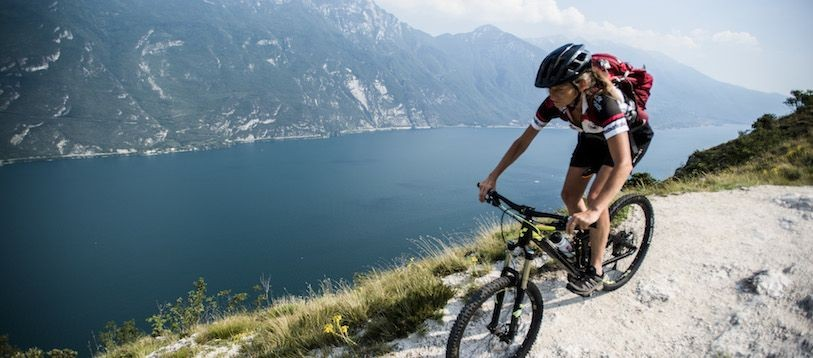 The rugged alps of the Italian Dolomites and the hills surrounding Lake Garda present a wonderful setting for a mountain bike holiday in Italy. A distinctly varied adventure over breathtaking routes in the style of classic Italian cross-country mountain biking.