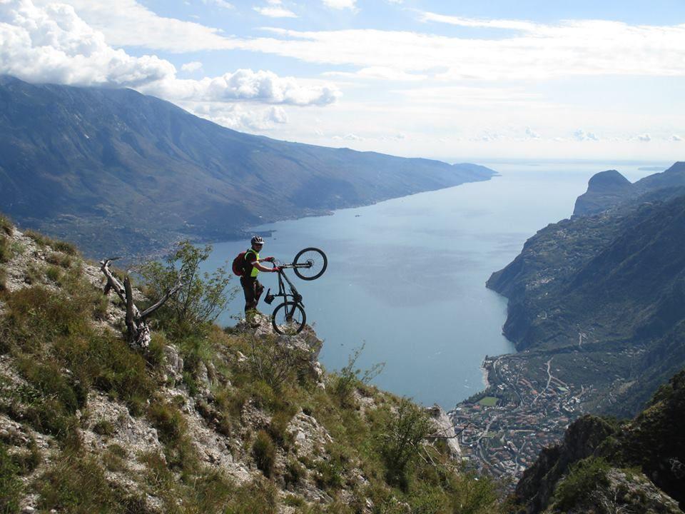 1236126_10201901962819344_1642491914_n.jpg - Italy - Dolomites to Garda - Guided Mountain Bike Holiday - Italia Mountain Biking