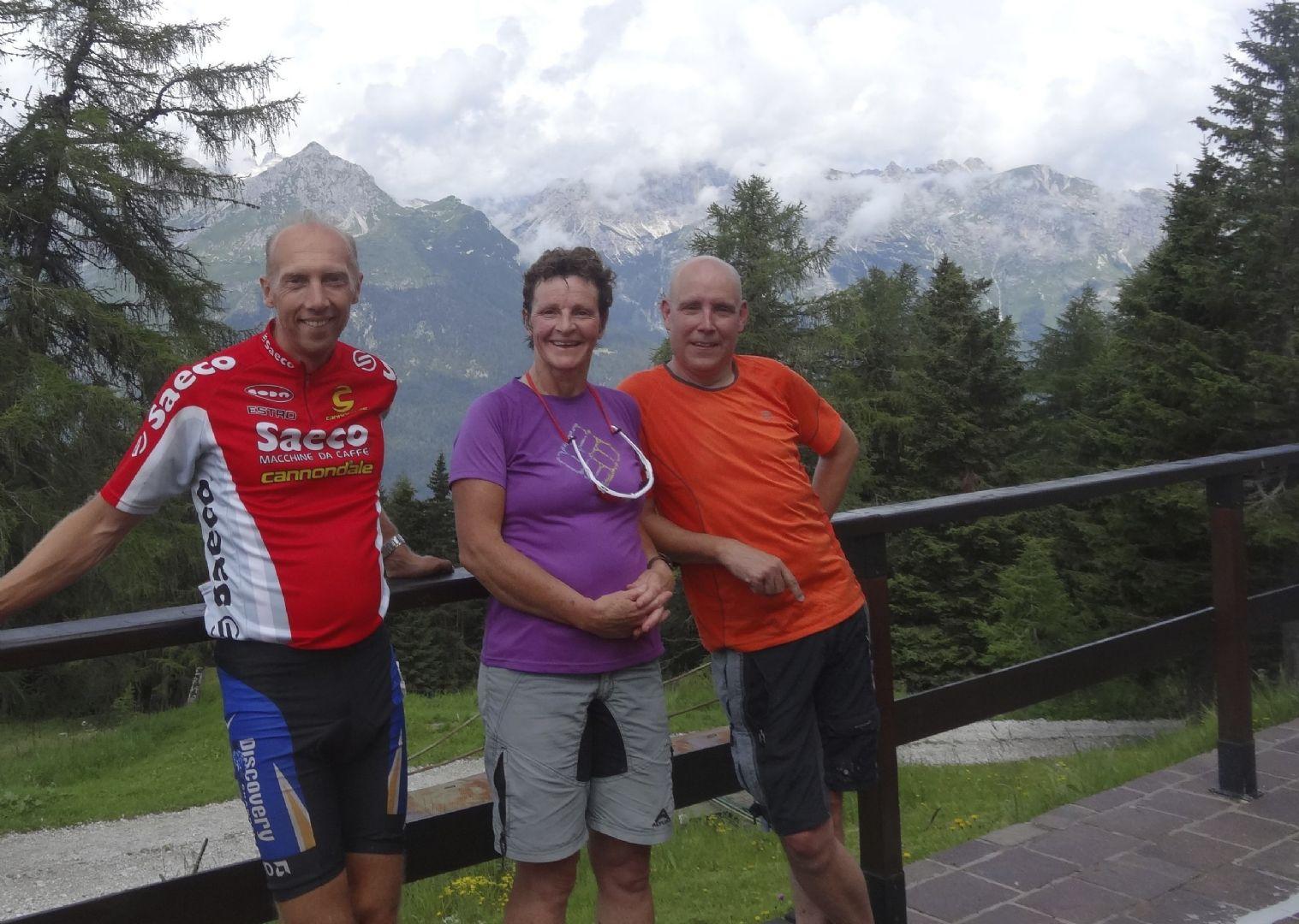 _Customer.58397.17895.jpg - Italy - Dolomites to Garda - Guided Mountain Bike Holiday - Italia Mountain Biking