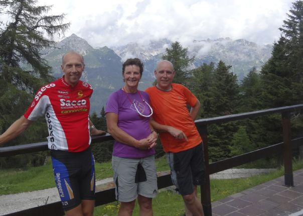 _Customer.58397.17895.jpg - Italy - Dolomites to Garda - Guided Mountain Bike Holiday - Italia Mountain Biking