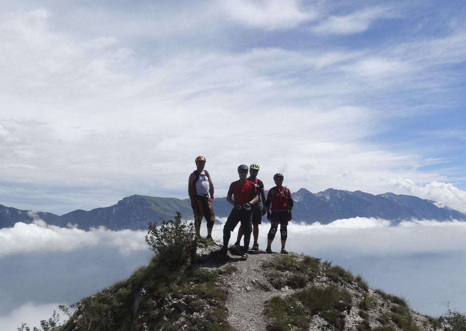 _Customer.58397.17910.jpg - Italy - Dolomites to Garda - Guided Mountain Bike Holiday - Italia Mountain Biking