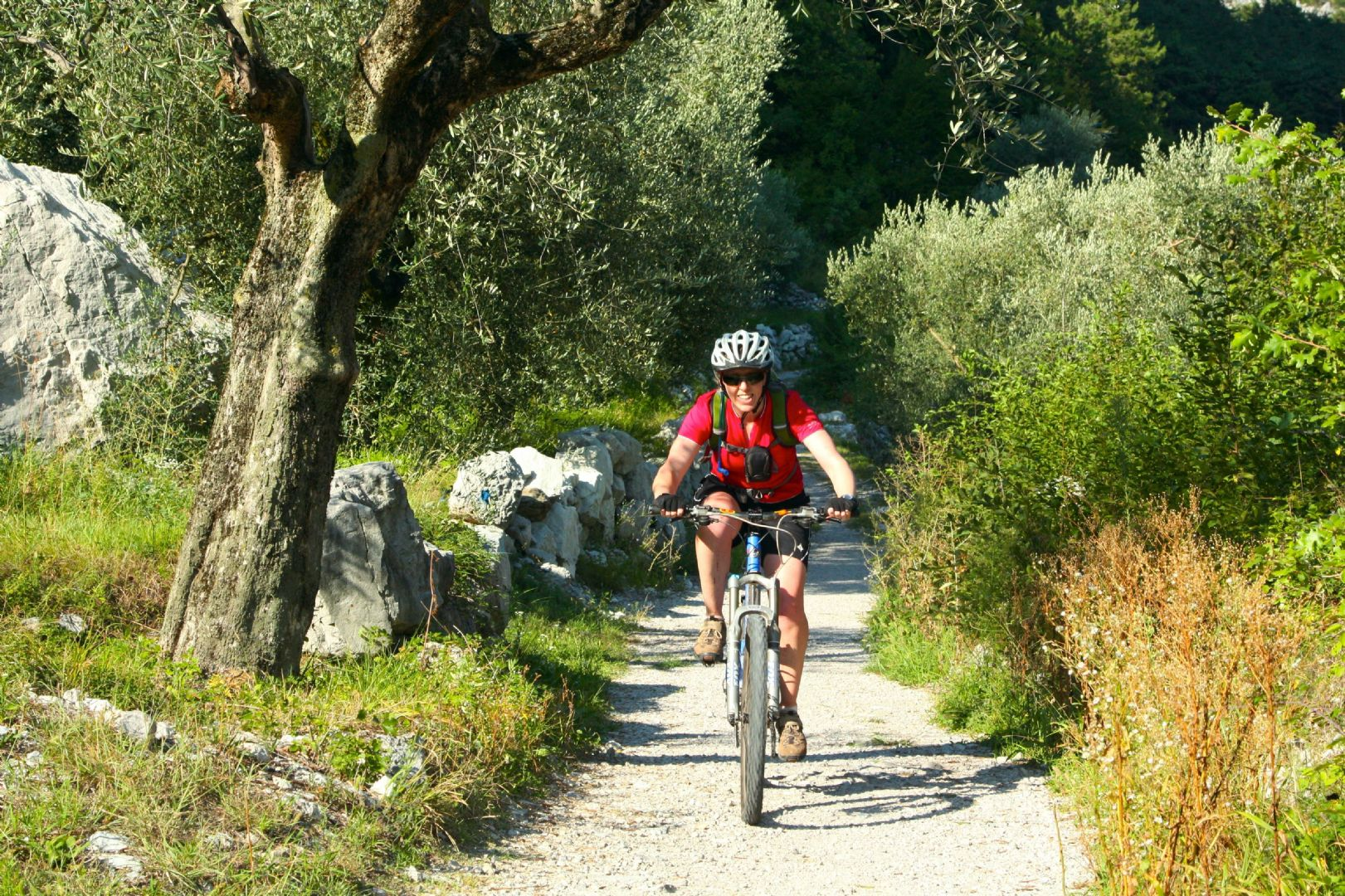 Italy - Lake Garda - Mountain Bike Holiday - Self Guided - Italia Mountain Biking