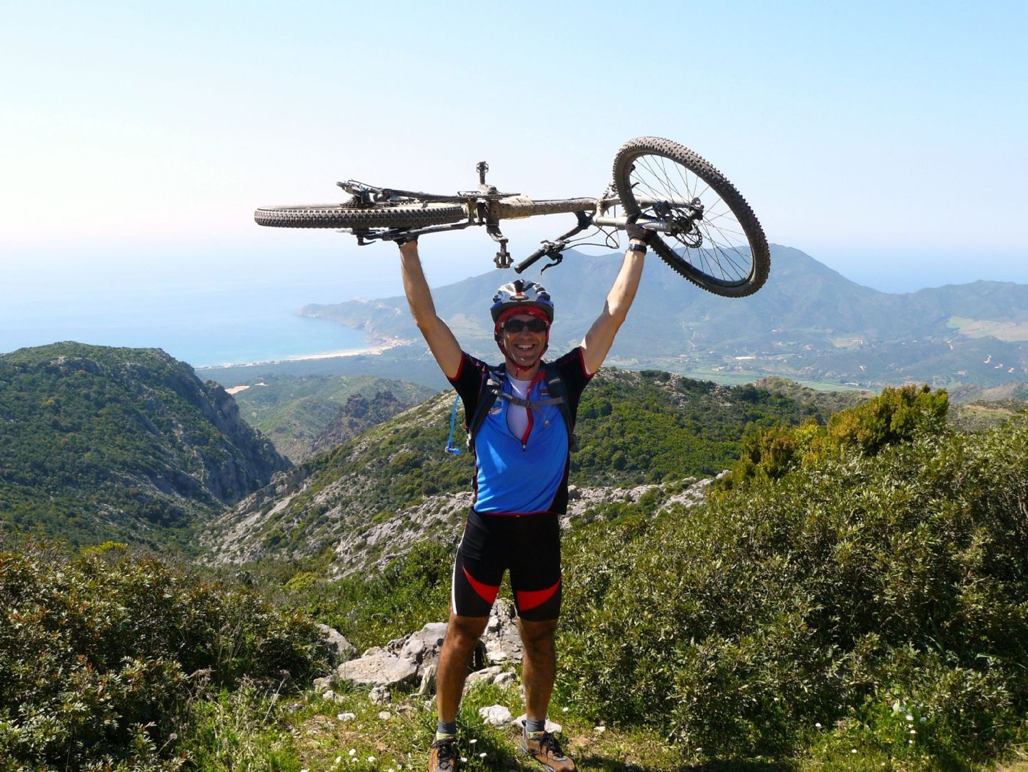 Italy - Sardinia - La Costa Verde - Self-Guided Mountain Bike Holiday - Italia Mountain Biking
