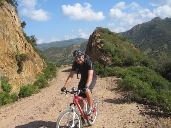 Italy - Sardinia - La Costa Verde - Self-Guided Mountain Bike Holiday Image