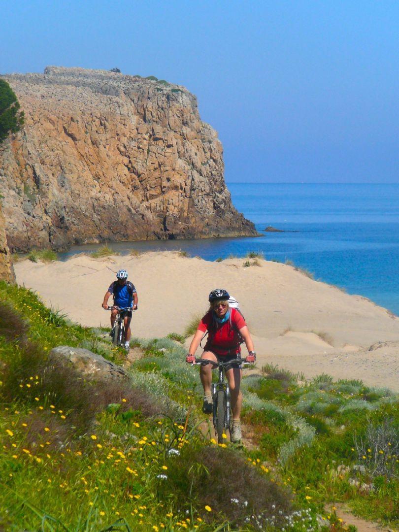Sardinia - La Costa Verde Short Break - Mountain Bike Holiday - Self Guided - Italia Mountain Biking
