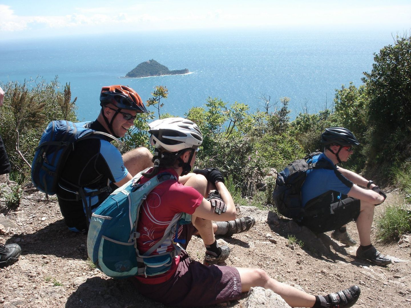 8864877277_94e2353ff3_h.jpg - Italy - Liguria - Riding the Riviera - Guided Mountain Bike Holiday - Italia Mountain Biking