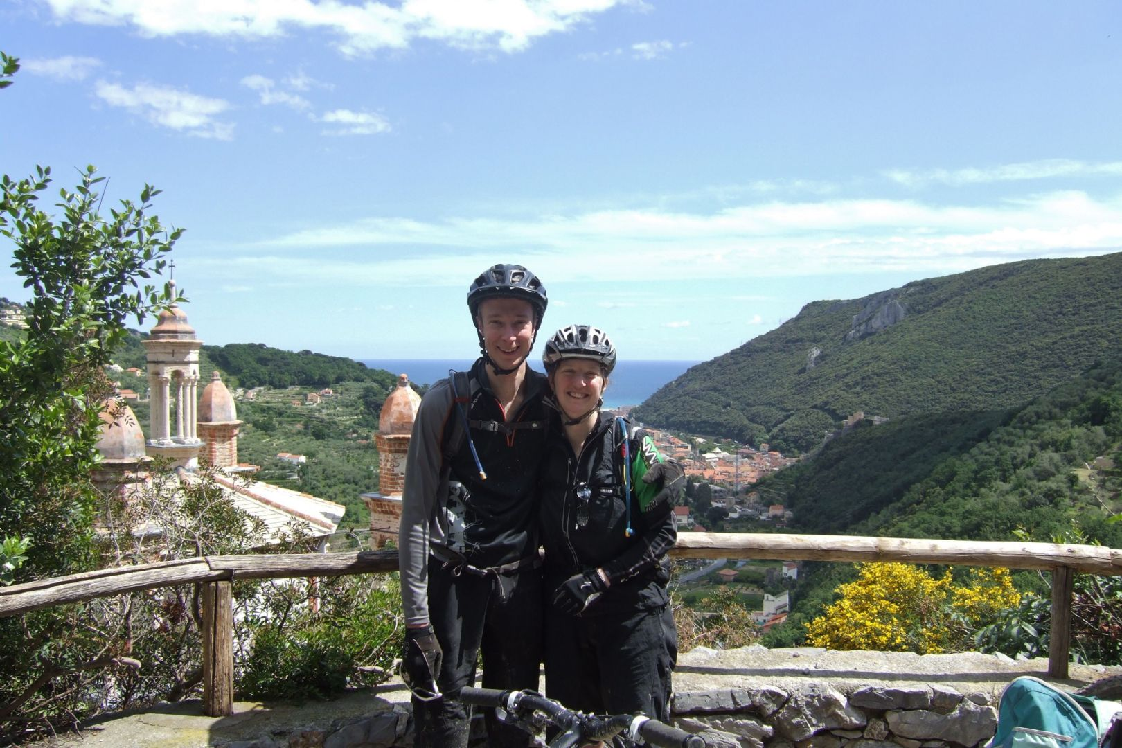 _Customer.23202.10831.jpg - Italy - Liguria - Riding the Riviera - Guided Mountain Bike Holiday - Italia Mountain Biking