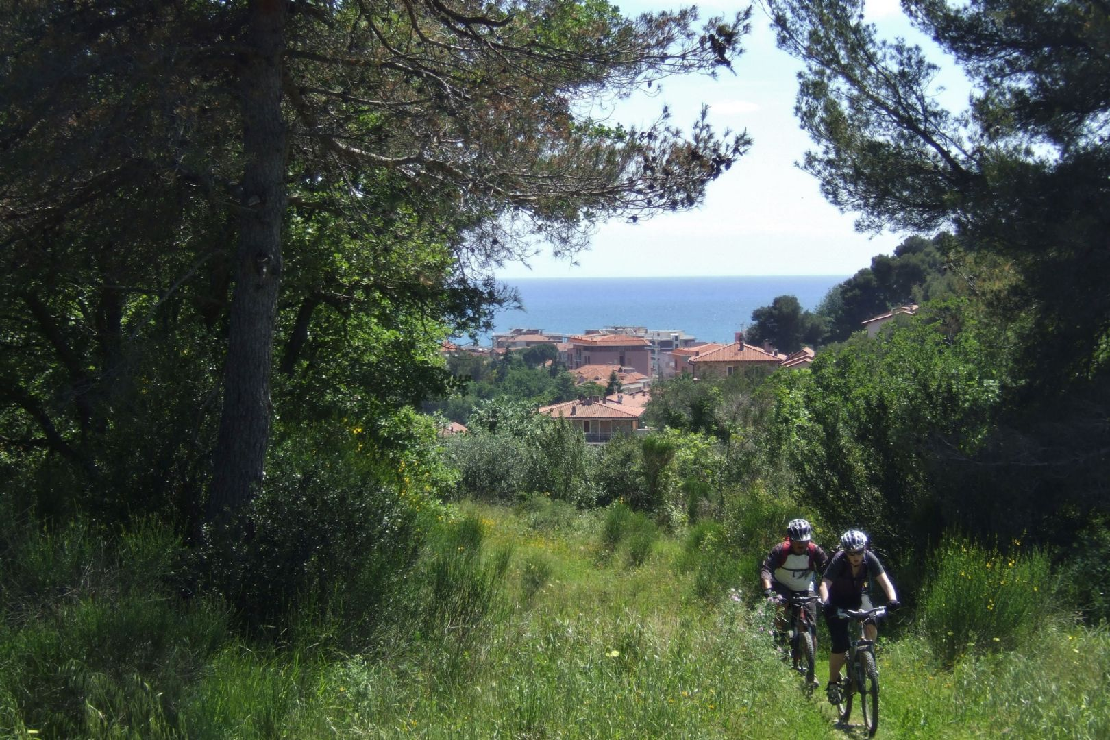_Customer.23202.10765.jpg - Italy - Liguria - Riding the Riviera - Guided Mountain Bike Holiday - Italia Mountain Biking