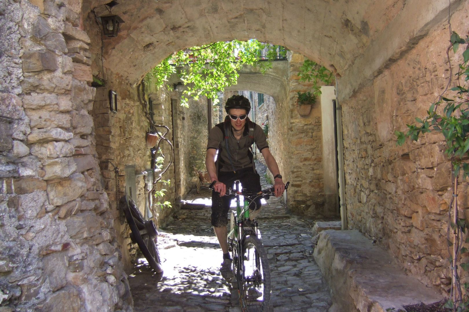 _Customer.23202.10752.jpg - Italy - Liguria - Riding the Riviera - Guided Mountain Bike Holiday - Italia Mountain Biking