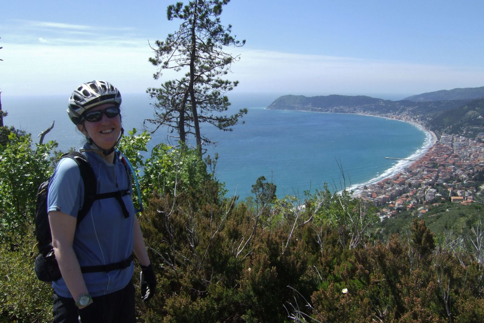 _Customer.23202.10724.jpg - Italy - Liguria - Riding the Riviera - Guided Mountain Bike Holiday - Italia Mountain Biking