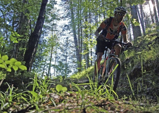 Italy - Tuscany - Secret Apennine Trails - Mountain Bike Holiday Image