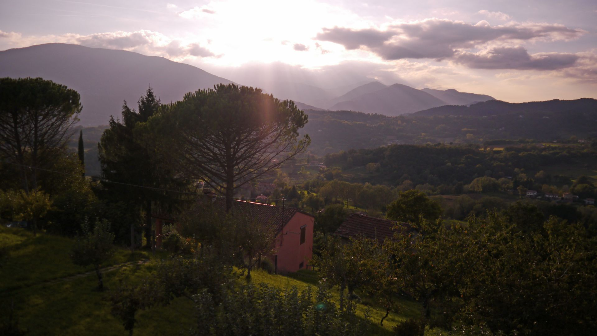 The view from Castiglione.jpg - Italy - Tuscany - Secret Apennine Trails - Italia Mountain Biking