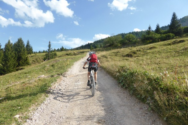 Dolomiti MTB - 1263.jpg - Italy - Dolomites of Brenta - Guided Mountain Bike Holiday - Italia Mountain Biking