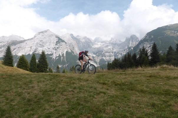 Dolomiti MTB - 1328.jpg - Italy - Dolomites of Brenta - Guided Mountain Bike Holiday - Italia Mountain Biking