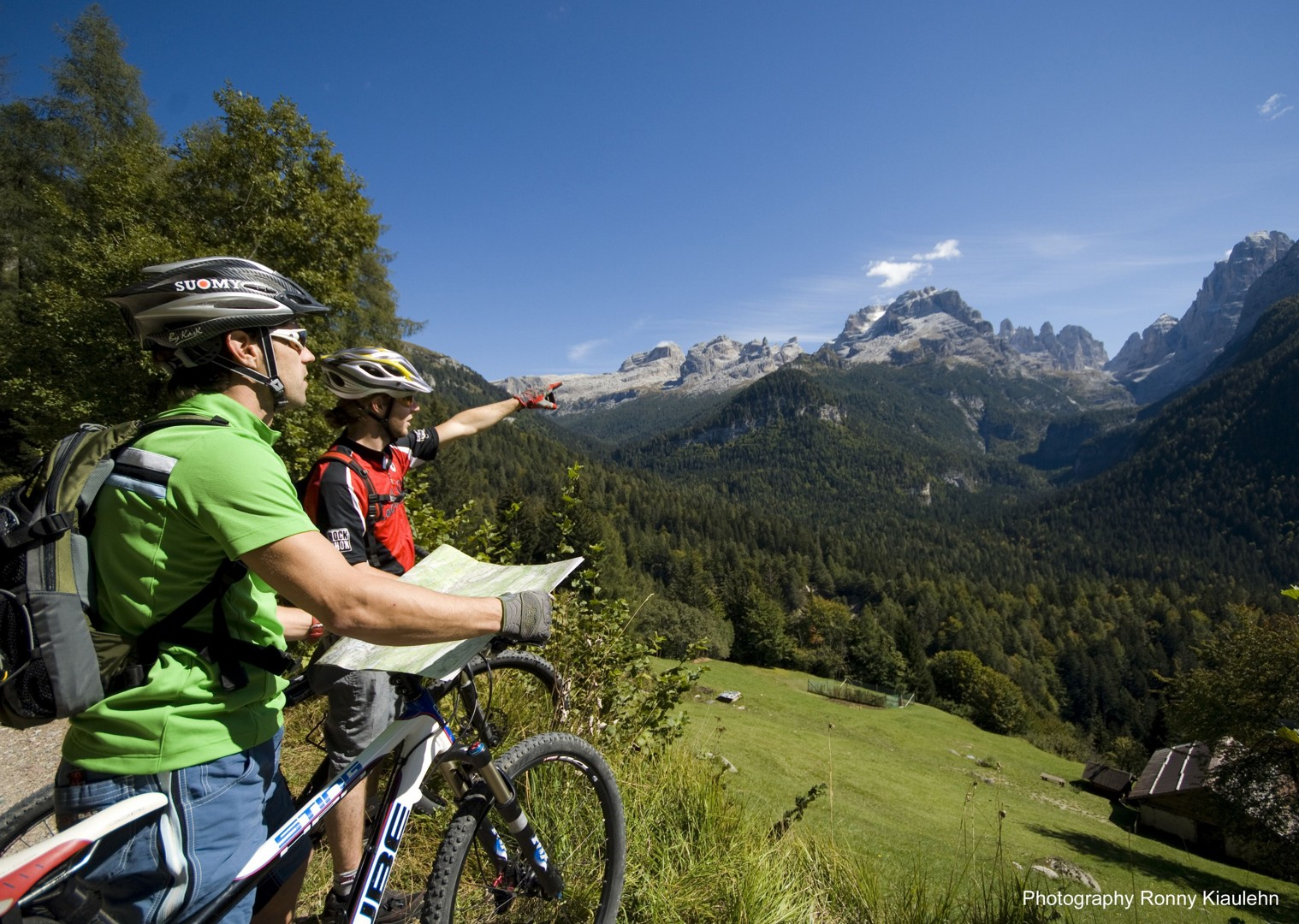 dolomites7.jpg - Italy - Dolomites of Brenta - Guided Mountain Bike Holiday - Italia Mountain Biking