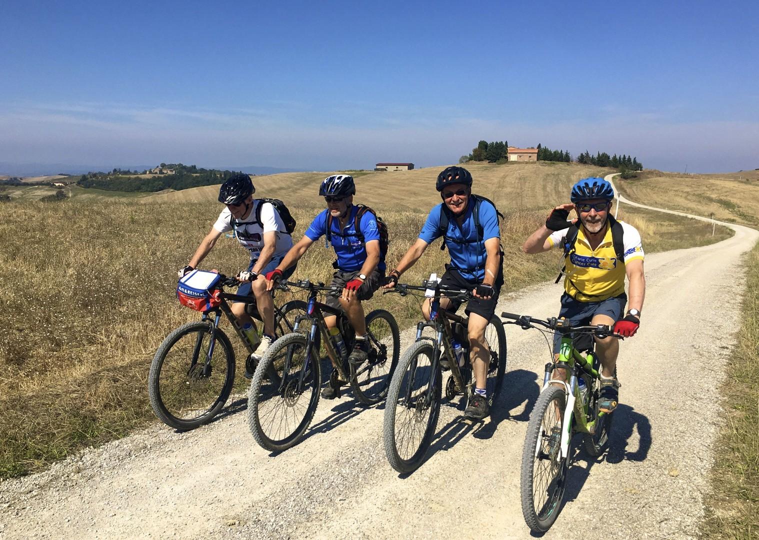 mountain-biking-holiday-italy-tuscany.jpg - Italy - Tuscany - Sacred Routes  - Self Guided Mountain Bike Holiday - Italia Mountain Biking