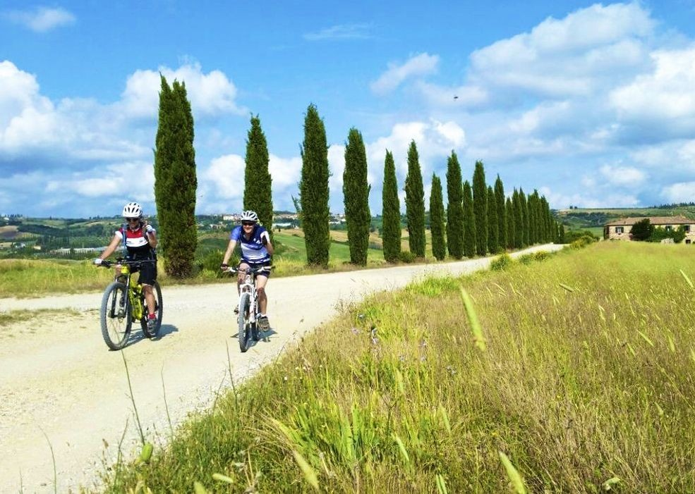 _Holiday.863.16474.jpg - Italy - Via Francigena (Tuscany to Rome) - Guided Mountain Biking Holiday - Italia Mountain Biking