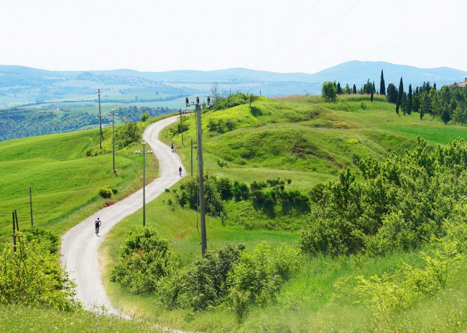 _Holiday.863.18909.jpg - Italy - Via Francigena (Tuscany to Rome) - Guided Mountain Biking Holiday - Italia Mountain Biking