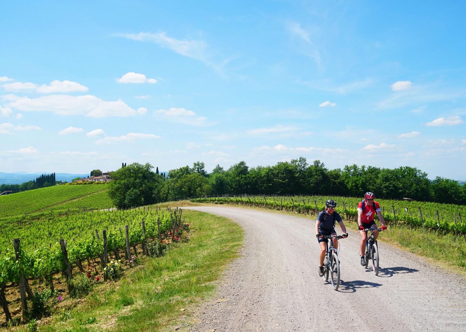 _Holiday.863.18912.jpg - Italy - Via Francigena (Tuscany to Rome) - Guided Mountain Biking Holiday - Italia Mountain Biking