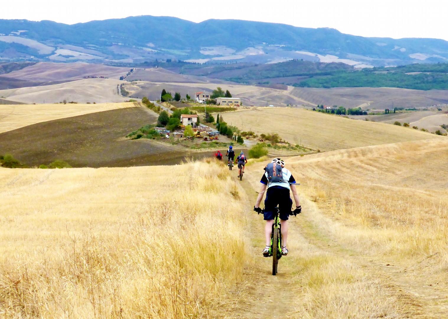Foto 11-09-17, 12 55 10.jpg - Italy - Via Francigena (Tuscany to Rome) - Guided Mountain Biking Holiday - Italia Mountain Biking