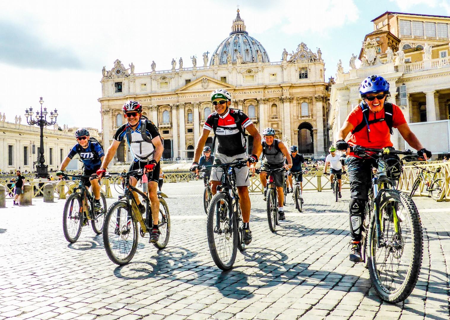 Foto 15-09-17, 16 09 29.jpg - Italy - Via Francigena (Tuscany to Rome) - Guided Mountain Biking Holiday - Italia Mountain Biking