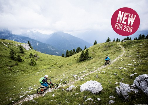 Forming a dramatic border between France and Italy, the Alps of the Haute-Savoie offer mind-blowing landscapes linked by a labyrinth of amazing trails. This is a true mountain biker's