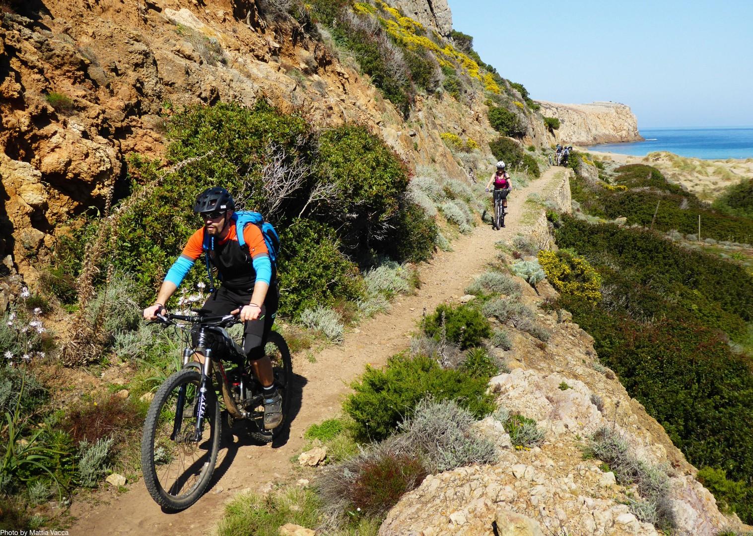 sardinian-enduro-sardinian-enduro-italy-guided-mountain-bike-holiday.jpg - Sardinia - Sardinian Enduro - Guided Mountain Bike Holiday - Italia Mountain Biking
