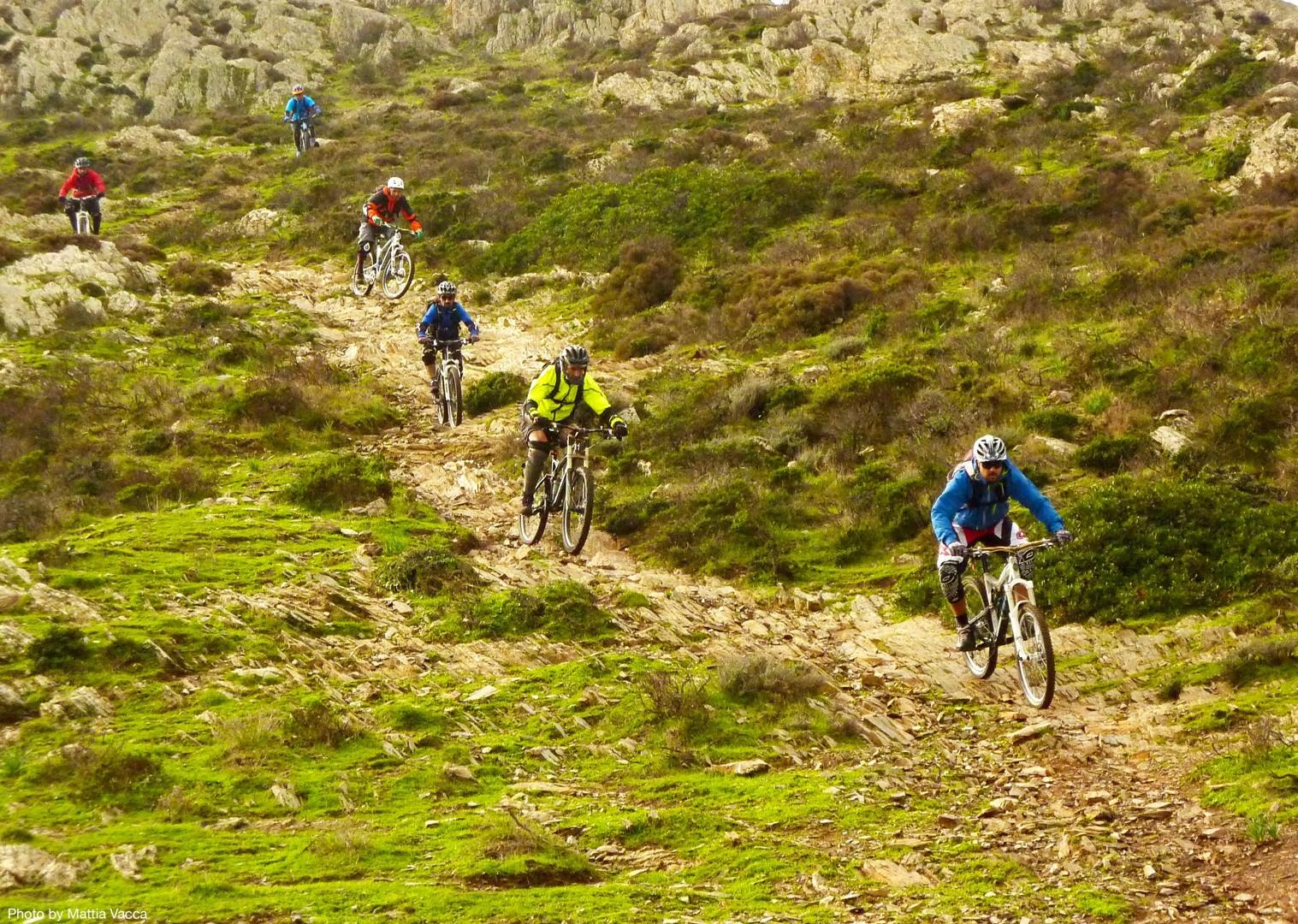mountain-bike-holiday-enduro-in-italy-sardinia.jpg - Sardinia - Sardinian Enduro - Guided Mountain Bike Holiday - Italia Mountain Biking