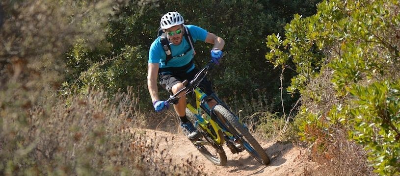 The south west of Sardinia has seen Skedaddle mountain bikers visit the area for the last 17 years - one of the first mountain biking destinations in the catalogue, when biking was almost unknown on the Island!