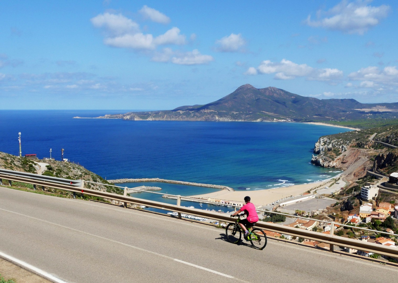 cycling-holiday-sardinia-islands.jpg - Italy - Sardinia - Island Flavours - Self-Guided Leisure Cycling Holiday - Italia Leisure and Family Cycling