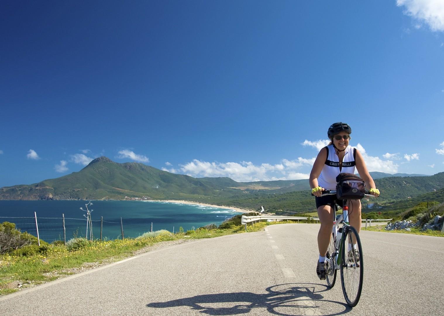 self-guided-island-cycling.jpg - Italy - Sardinia - Island Flavours - Self-Guided Leisure Cycling Holiday - Italia Leisure and Family Cycling