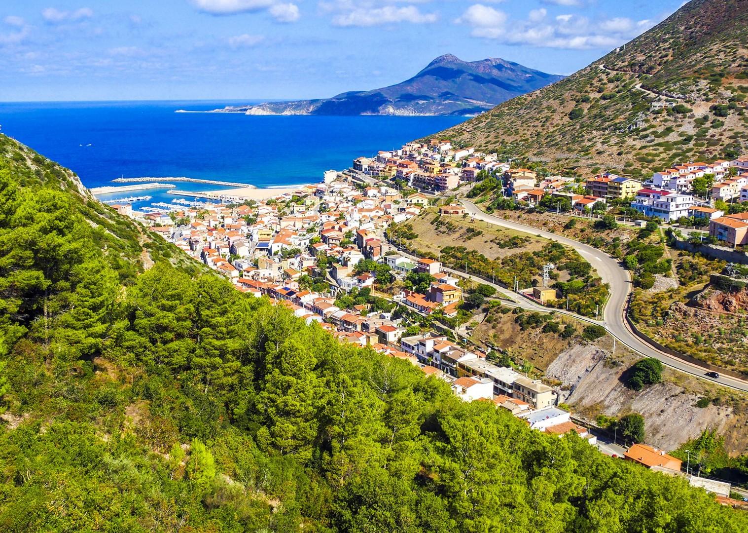 Buggeru and Capo Pecora-2.jpg - Italy - Sardinia - Island Flavours - Self-Guided Leisure Cycling Holiday - Italia Leisure and Family Cycling