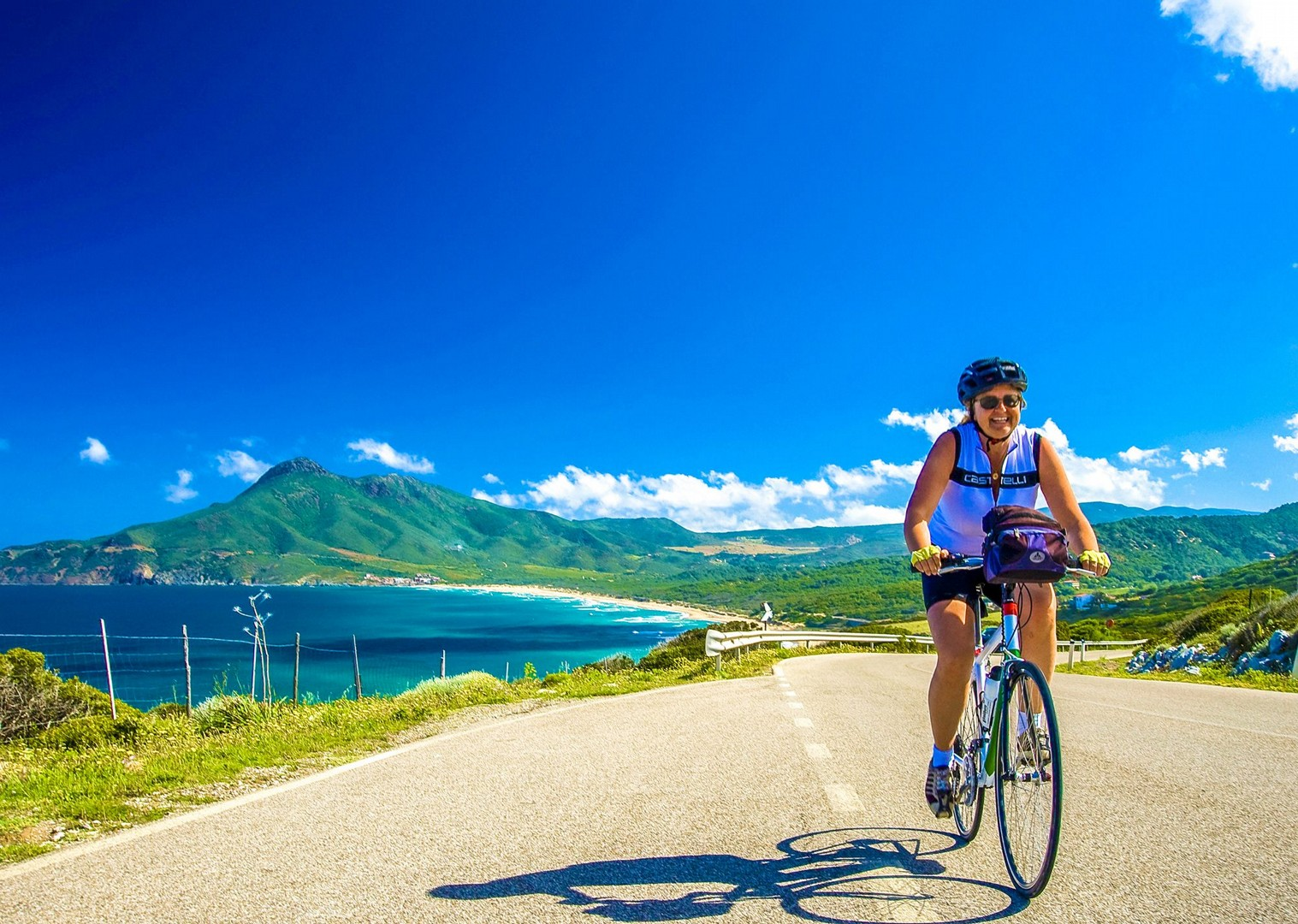 leisure-self-guided-cycling-holiday-italy-sardinia.jpg - Italy - Sardinia - Island Flavours - Self-Guided Leisure Cycling Holiday - Italia Leisure and Family Cycling
