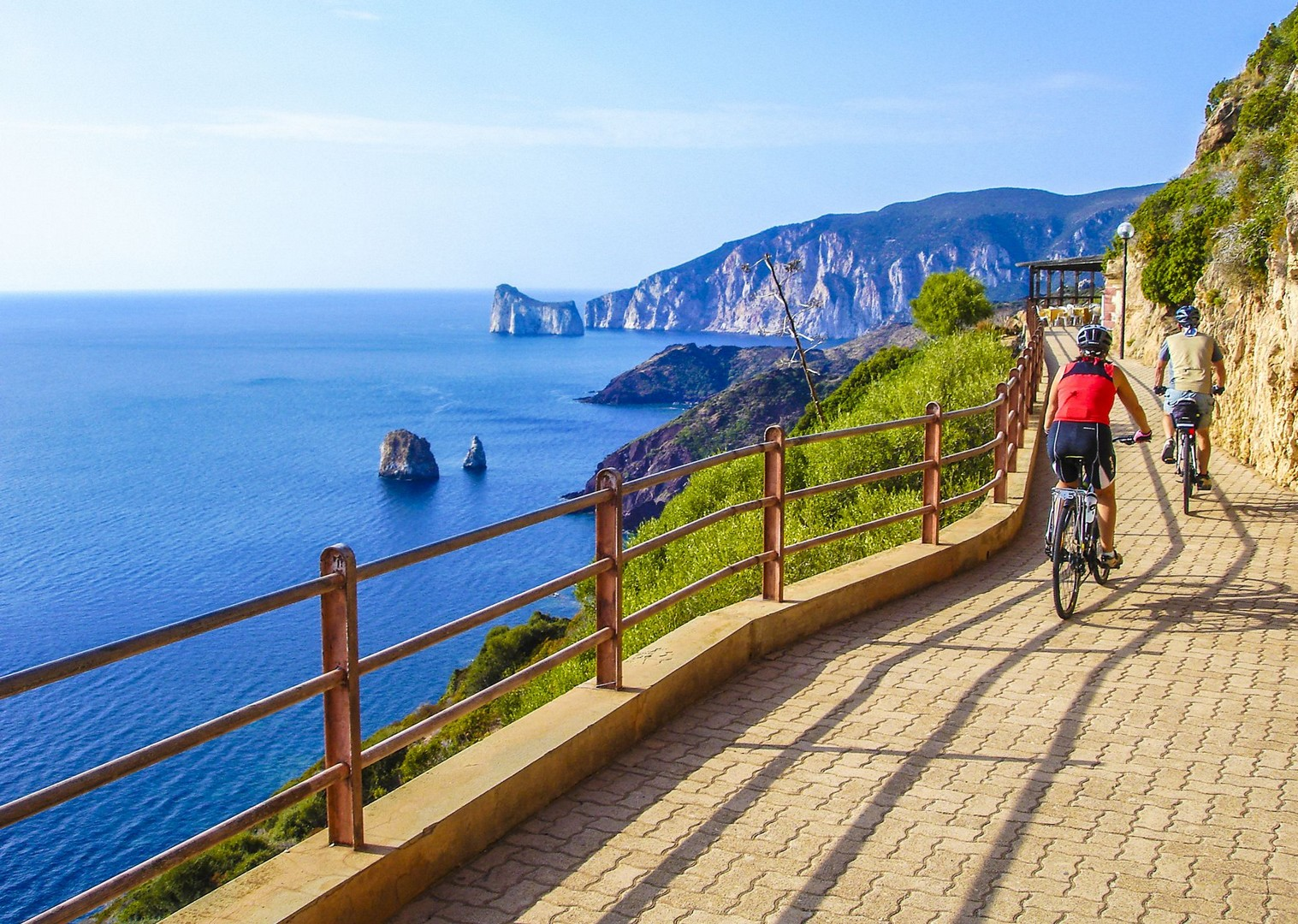 cycling-in-sardinia-italy-self-guided-trip-with-saddle-skedaddle.jpg - Italy - Sardinia - Island Flavours - Self-Guided Leisure Cycling Holiday - Italia Leisure and Family Cycling