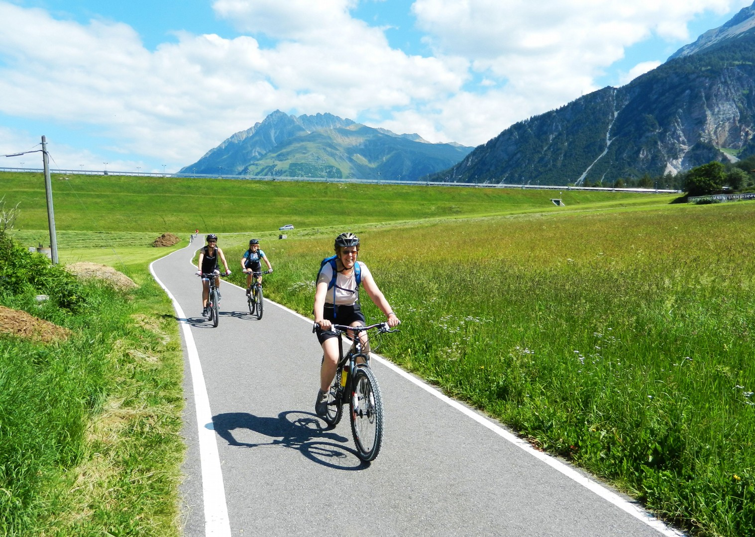 absorb-history-cycling-through-ancient-trade-route.jpg - Austria and Italy - La Via Claudia - Guided Leisure Cycling Holiday - Italia Leisure and Family Cycling