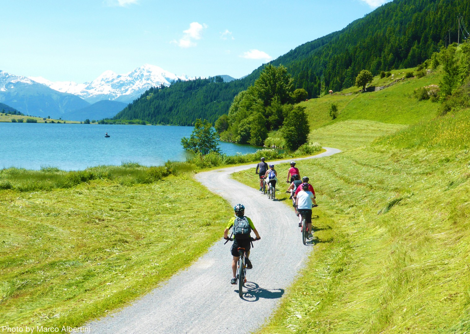 guided-leisurely-cycling-austria-italy-trip.jpg - Austria and Italy - La Via Claudia - Guided Leisure Cycling Holiday - Italia Leisure and Family Cycling