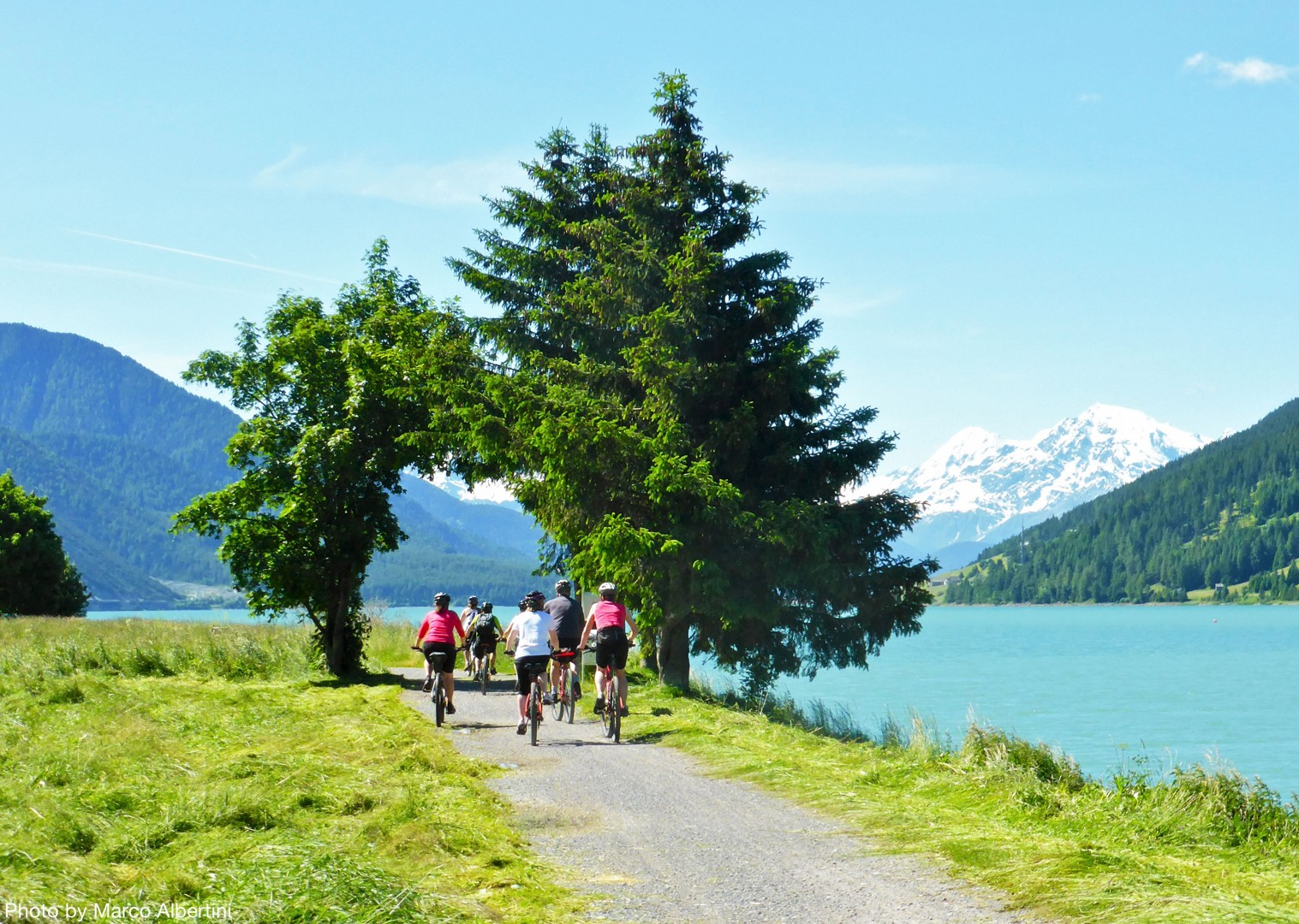italian-guided-leisure-cycling-holiday.jpg - Austria and Italy - La Via Claudia - Guided Leisure Cycling Holiday - Italia Leisure and Family Cycling