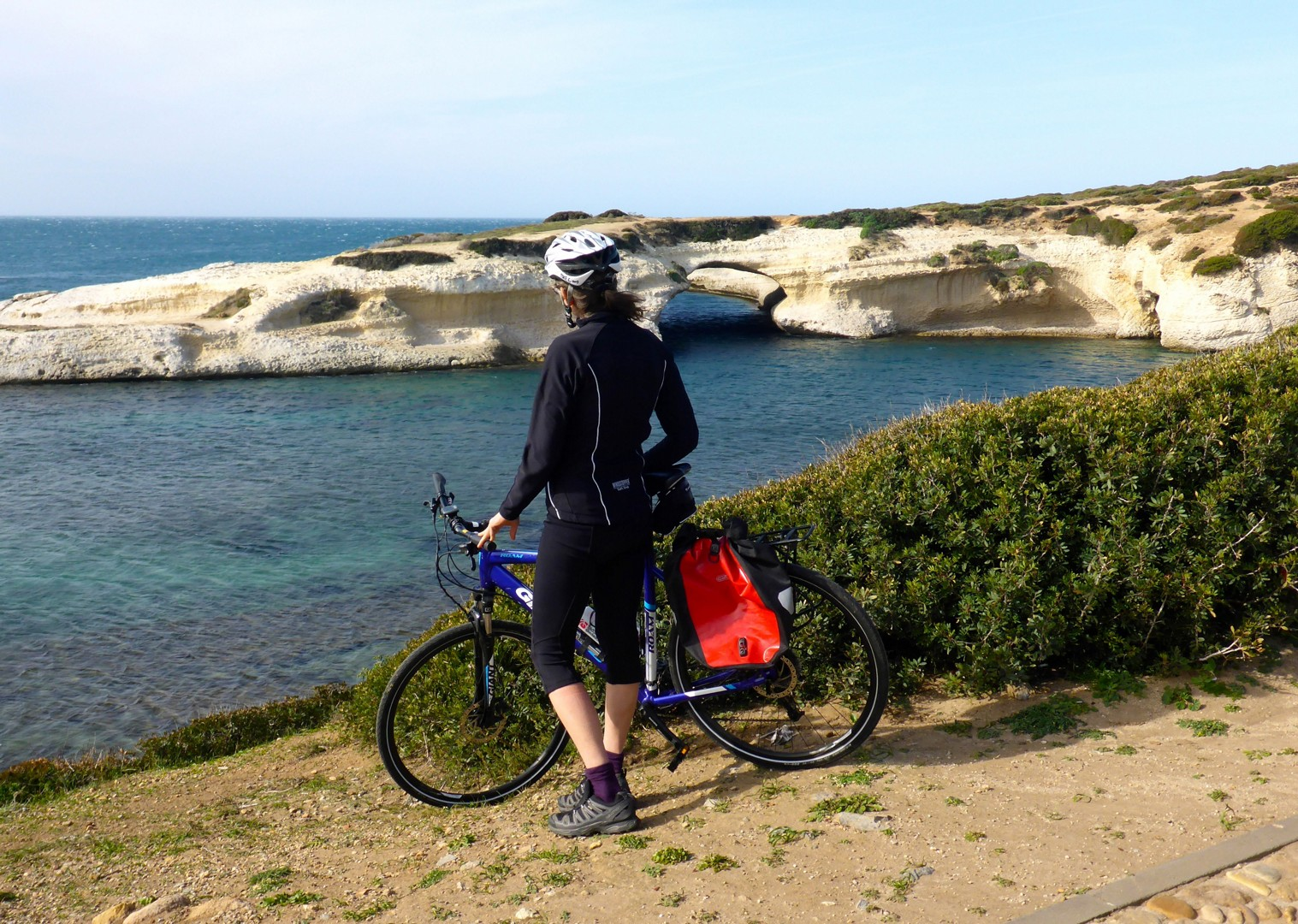 self-guided-leisure-cycling-holiday-gentle-island-cycling-sardinia.jpg - Italy - Sardinia - West Coast Wonders - Self-Guided Leisure Cycling Holiday - Italia Leisure and Family Cycling