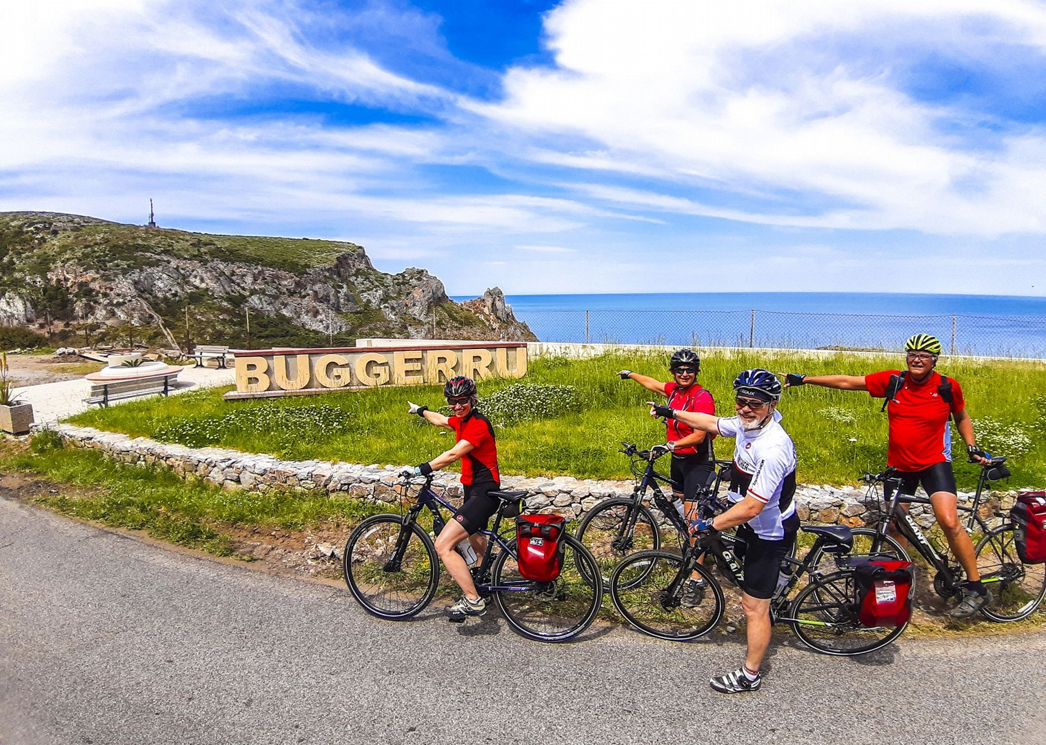 sardinia-buggerru-guided-leisure-cycling-holiday-with-saddle-skedaddle.jpg - Italy - Sardinia - Island Flavours - Guided Leisure Cycling Holiday - Italia Leisure and Family Cycling