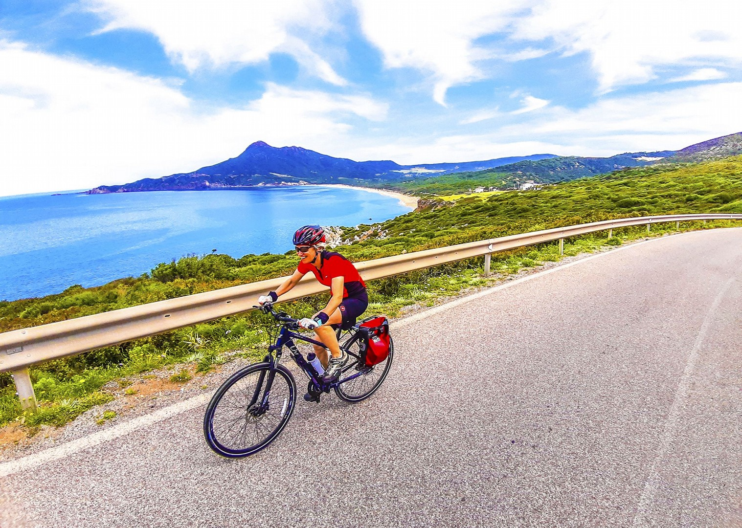leisure-cycling-island-flavours-holiday-saddle-skedaddle-sardinia.jpg - Italy - Sardinia - Island Flavours - Guided Leisure Cycling Holiday - Italia Leisure and Family Cycling
