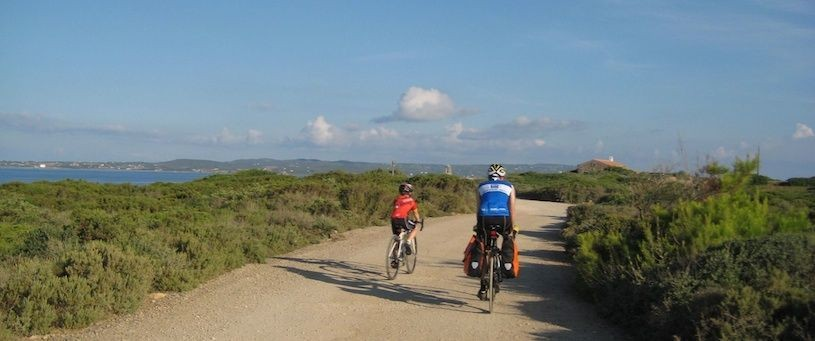 A lovely family cycling holiday in Italy for those in search of a holiday with that something extra. The Italian island of Sardinia, with its white sandy beaches, crystal clear emerald waters, ancient watchtowers and stunning Mediterranean coastline has much to offer.