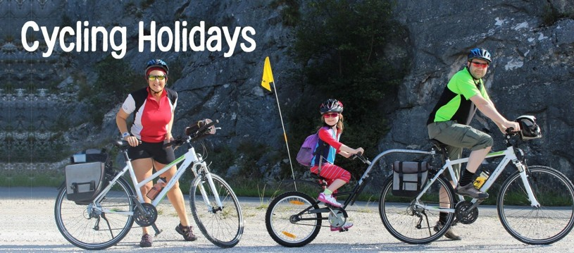 Our Guided Family Flavours holiday is designed for families who want to take their time and enjoy great scenery whilst riding on quiet backroads, allowing time for younger children to explore some of the history of the region and spend time at the beach.