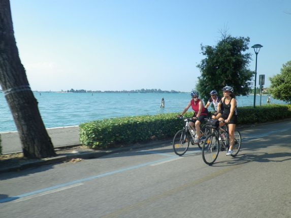 Italy - Lake Garda to Venice - Self-Guided Cycling Holiday Image