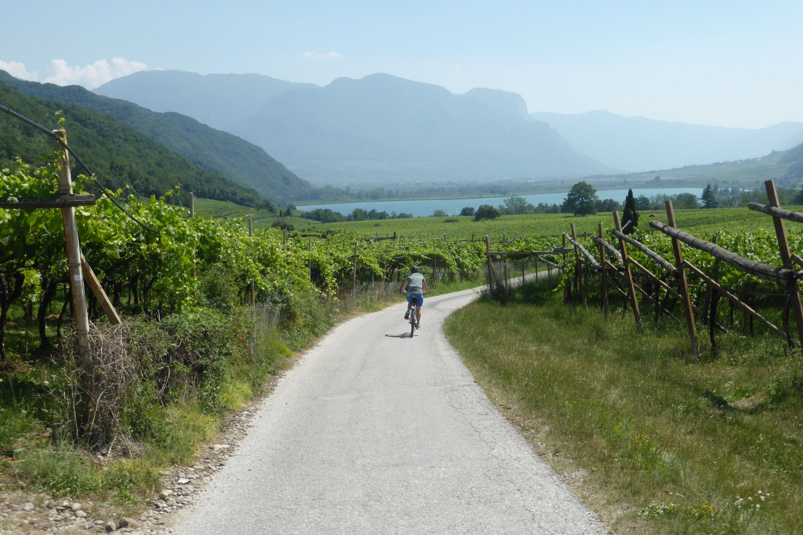 italy-supported-cycling.jpg - Northern Italy - Gentle Via Claudia - Supported Family Cycling Holiday - Italia Leisure and Family Cycling